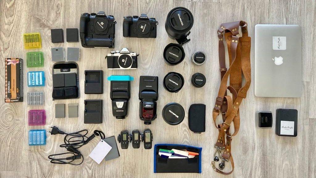 equipo fotografia de bodas